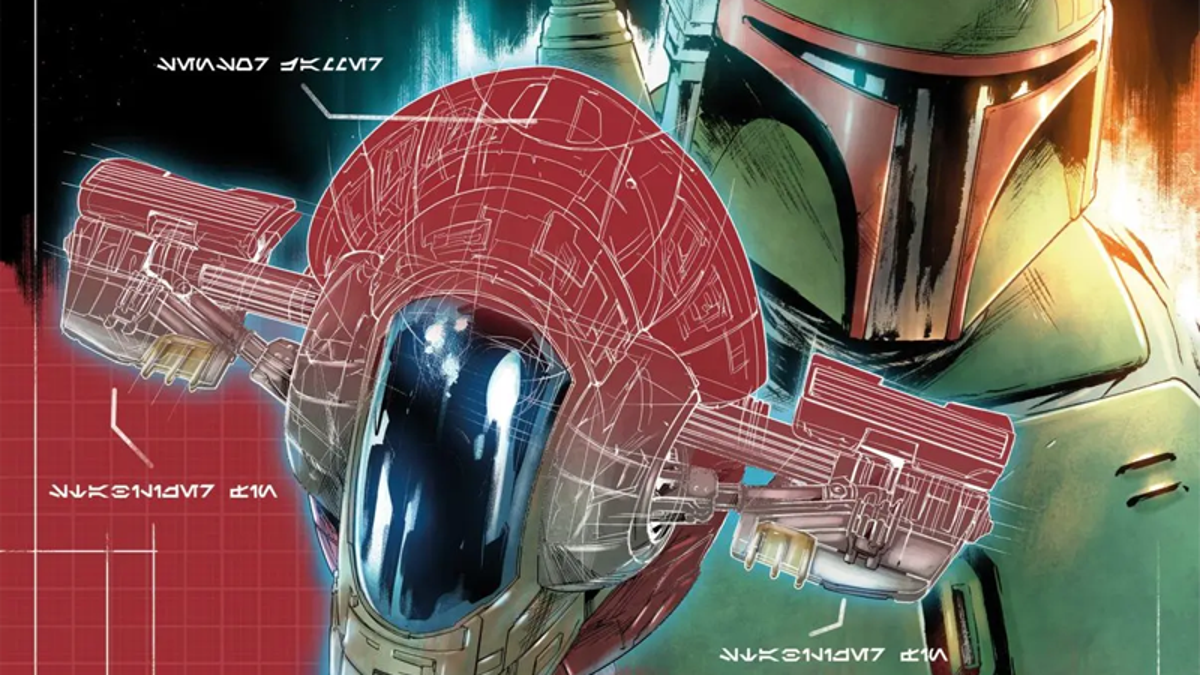 If Star Wars Is Going to Rename Boba Fett's Ship, It Probably Won't Be 'Firespray' thumbnail