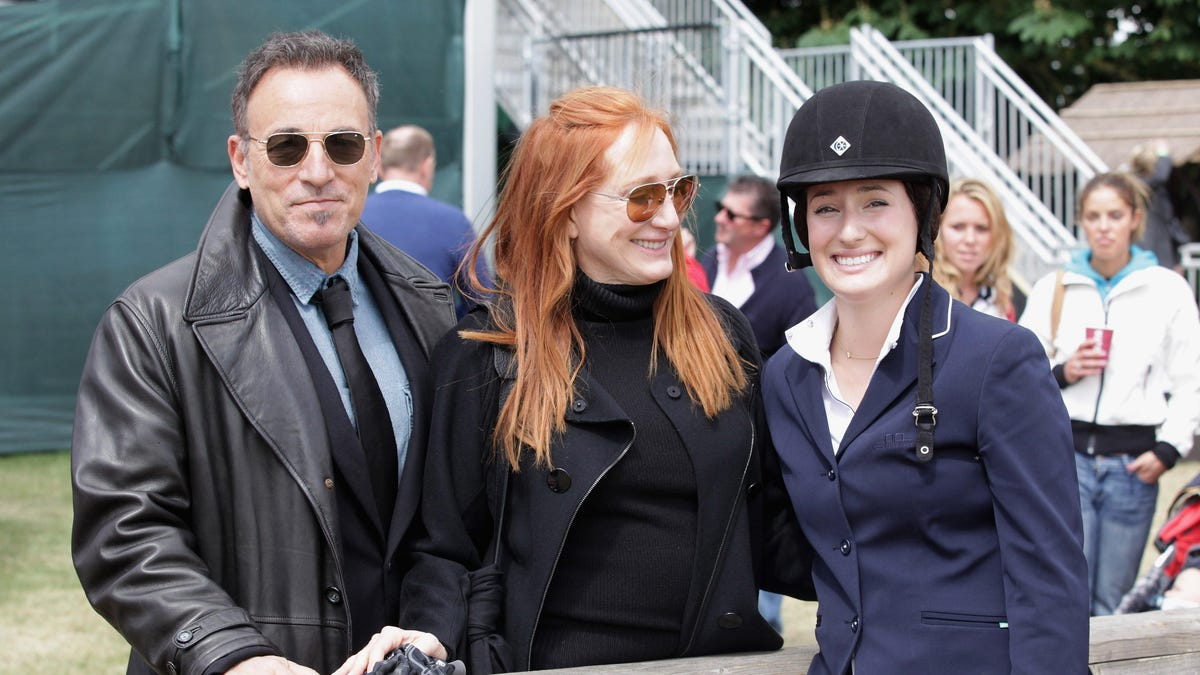 Bruce Springsteen's daughter to compete in the Tokyo Olympics