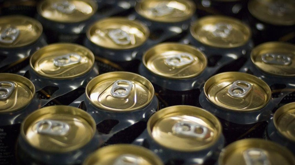 Ohio man tries to blame 14 cases of stolen beer on his wife