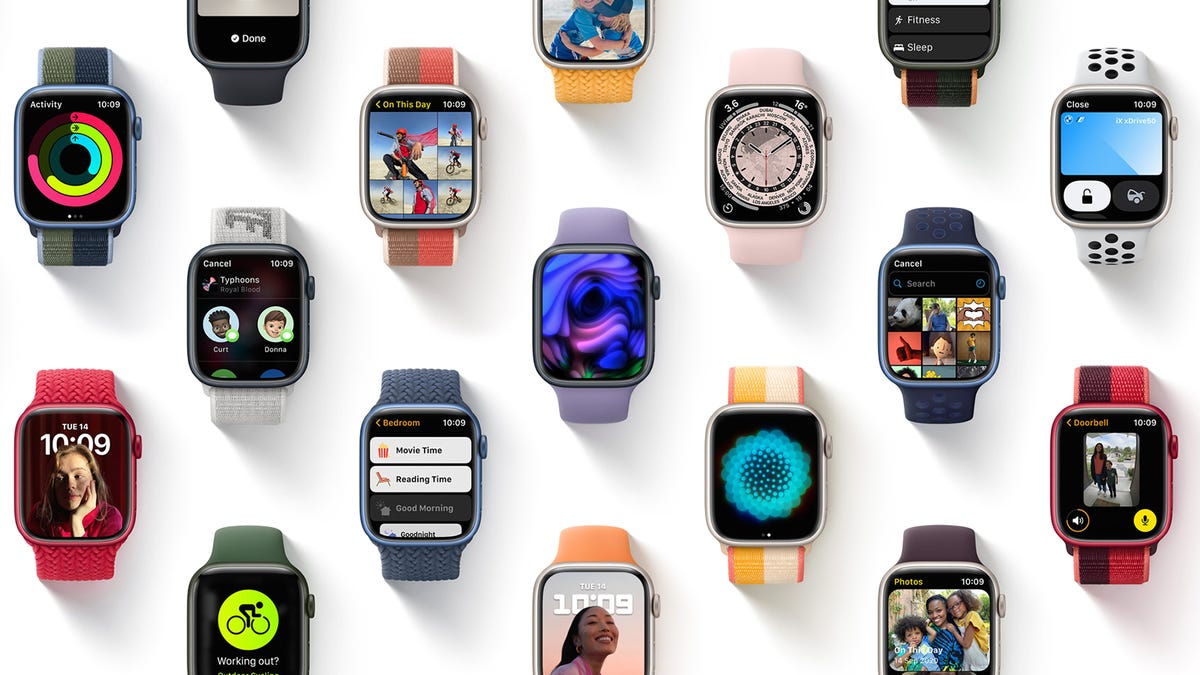 11 Things You Can Do in watchOS 8 That You Couldn't Do Before - Gizmodo