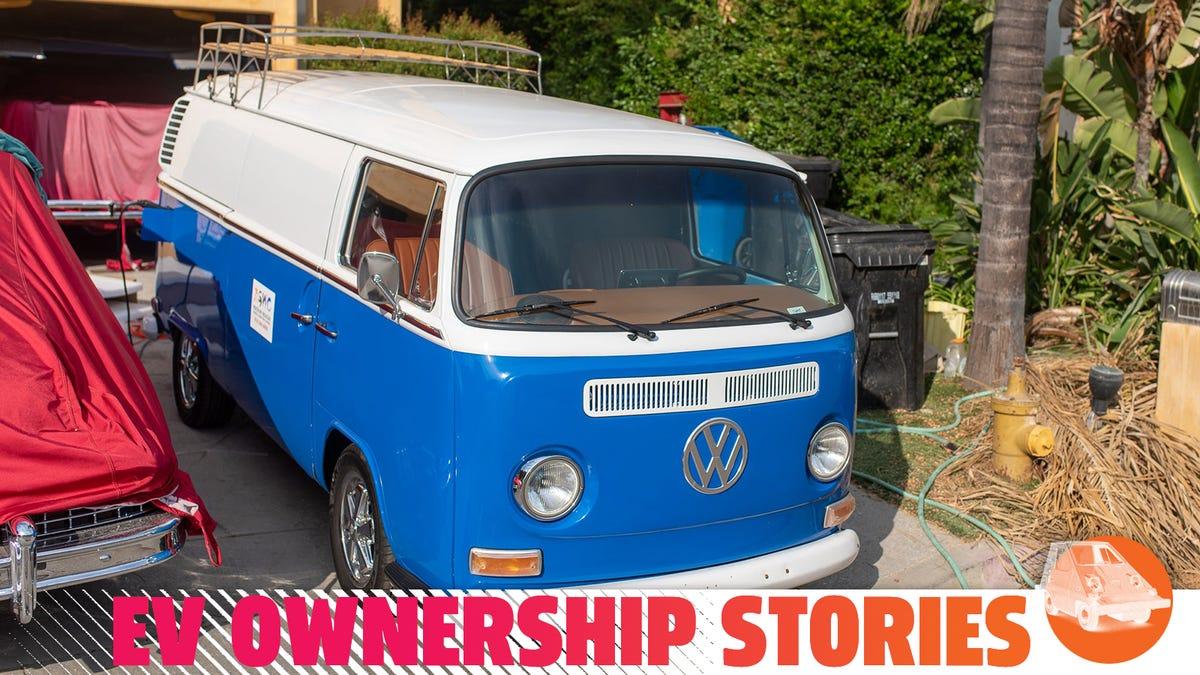 Umrüsten auf das Strandleben: VW Surf Bus, elektrifiziert