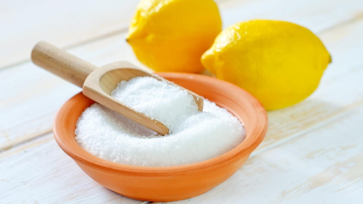 15 Ways You Should Be Cleaning Your Home With Citric Acid