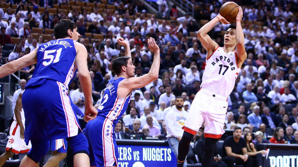 Jeremy Lin, who might've retired last night, should give himself more credit