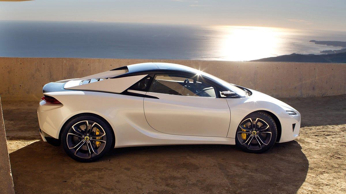 Lotus ist entschlossen, ein leichtes Elektrofahrzeug als Nachfolger der Elise zu entwickeln