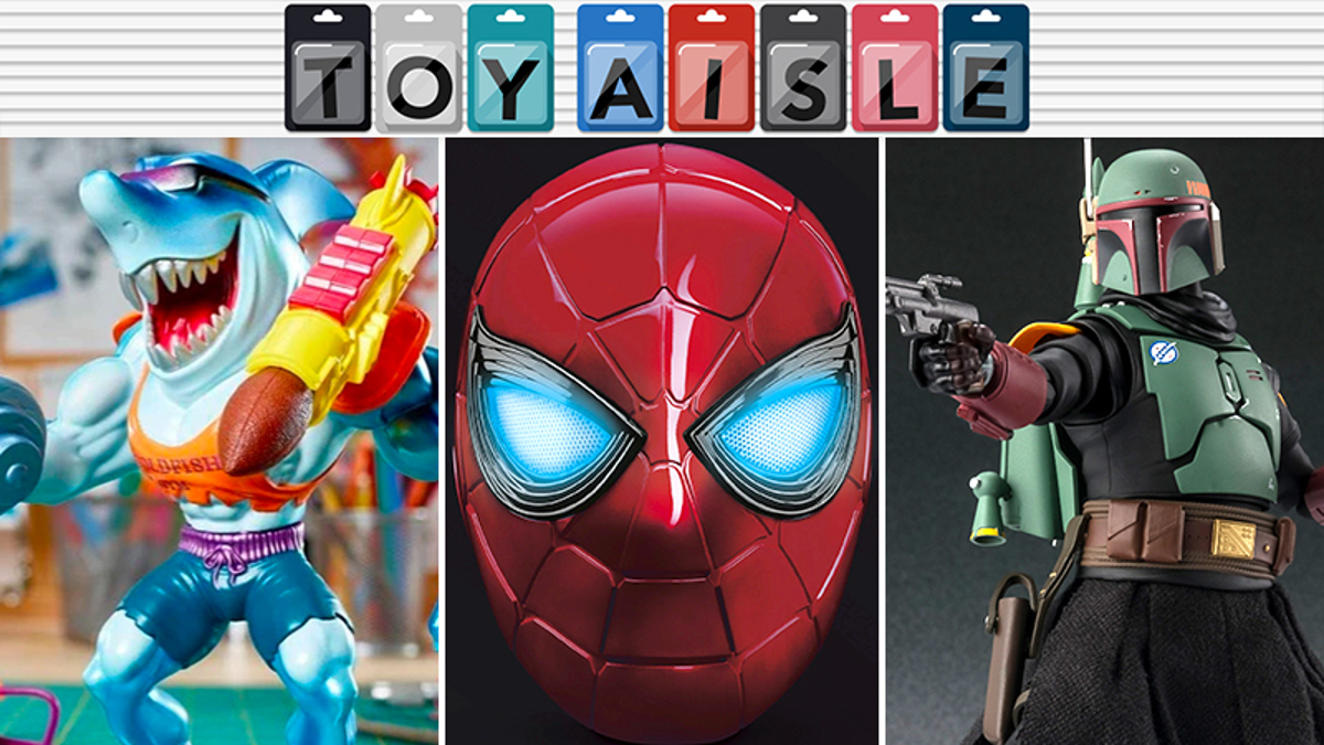 Spider-Man Celebrates No Way Home Week With Even More Killer Toys thumbnail