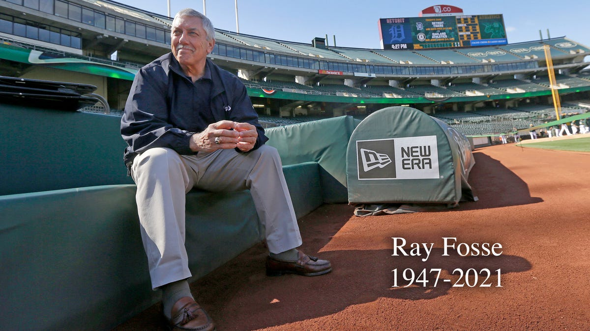 Remember Ray Fosse for the good man, catcher and broadcaster he was