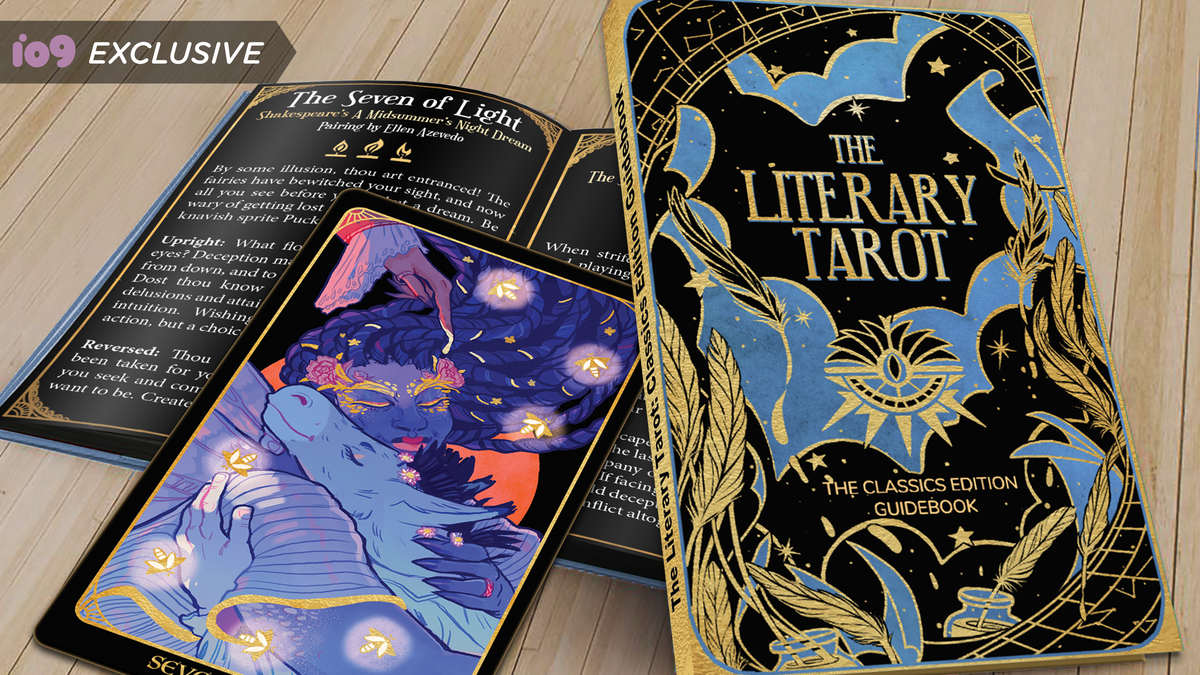 Kelly Sue DeConnick on Her Relationship With Tarot, and a Magical New Kickstarter thumbnail