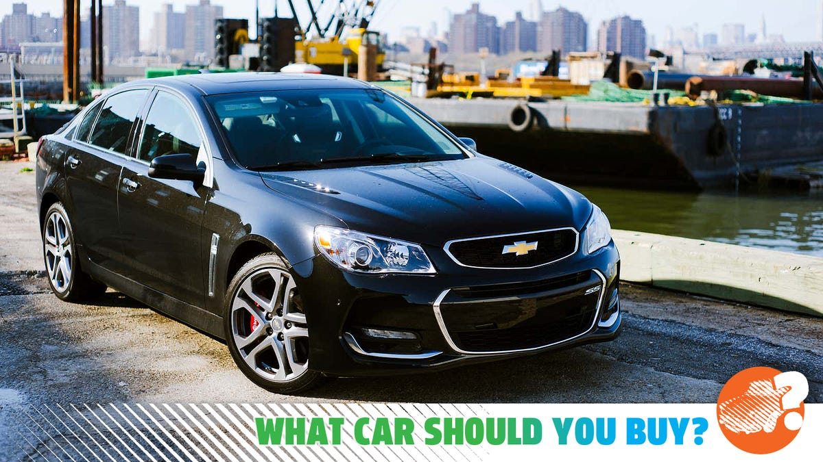 I Love My Chevy SS But It's Time To Change It Up! What Car Should I Buy?