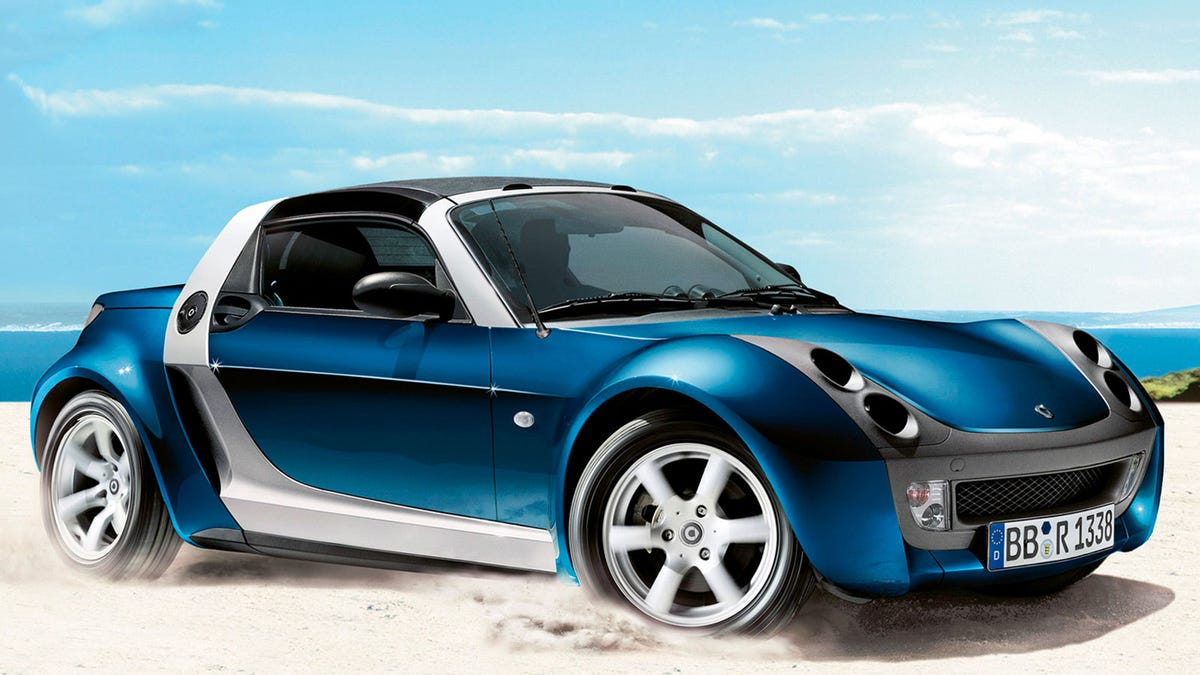 Here Are The Best Small Cars Of All Time