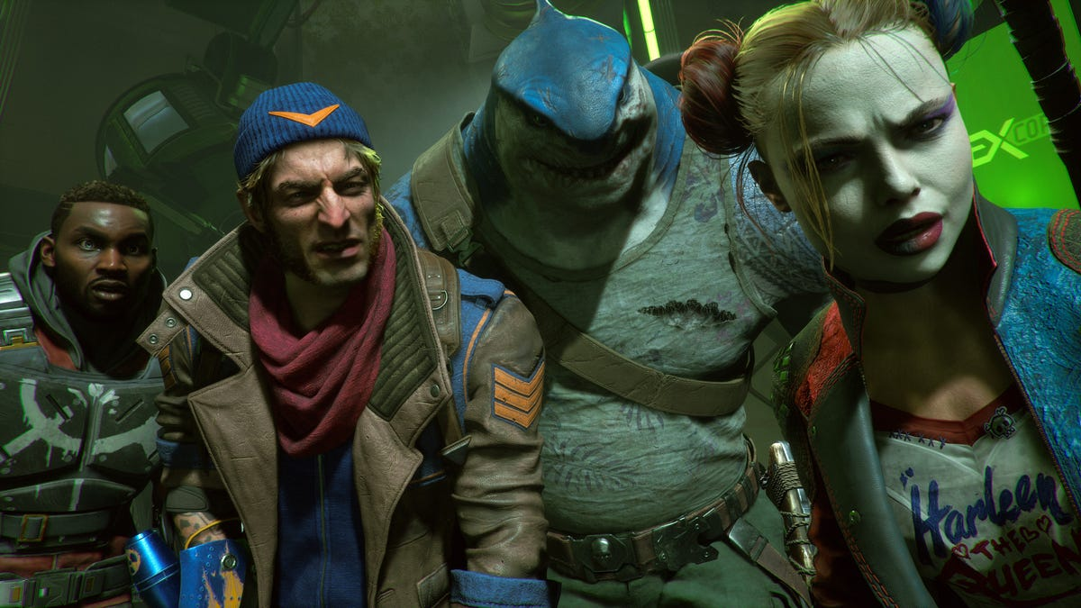 The New Suicide Squad Game Shows Us How We'll Kill the Justice League