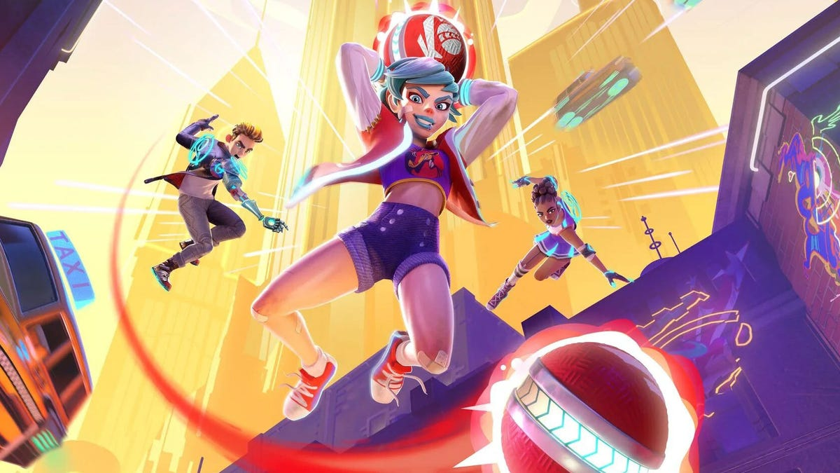 Why Everyone Is Playing Knockout City, A Multiplayer Dodgeball Game