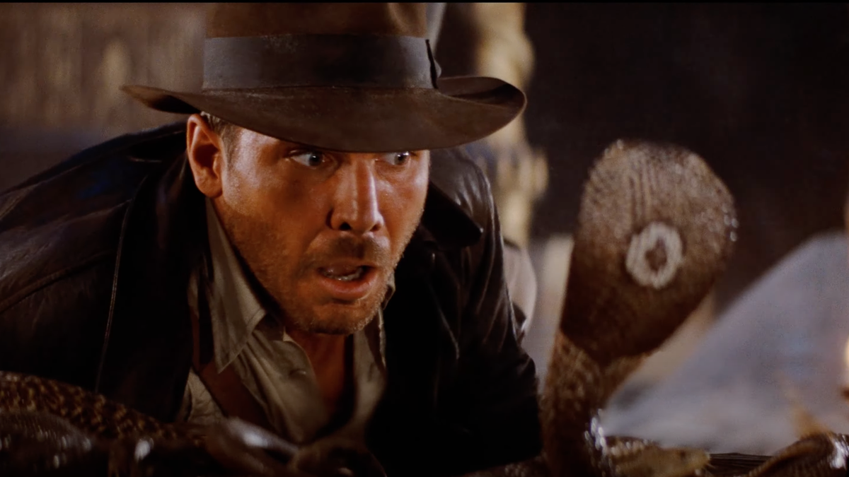 Didn't Watch These Indiana Jones 4K UHD Trailers? You Chose... Poorly