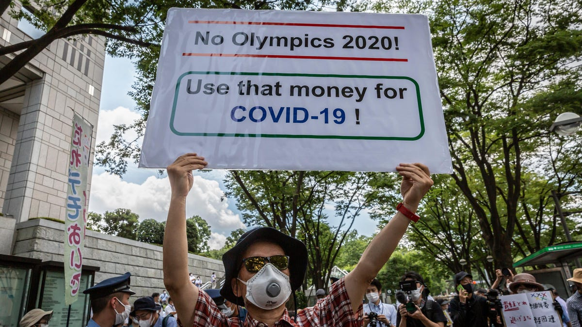 Surprise, Surprise (?) More Olympic Athletes Tested Positive for Covid