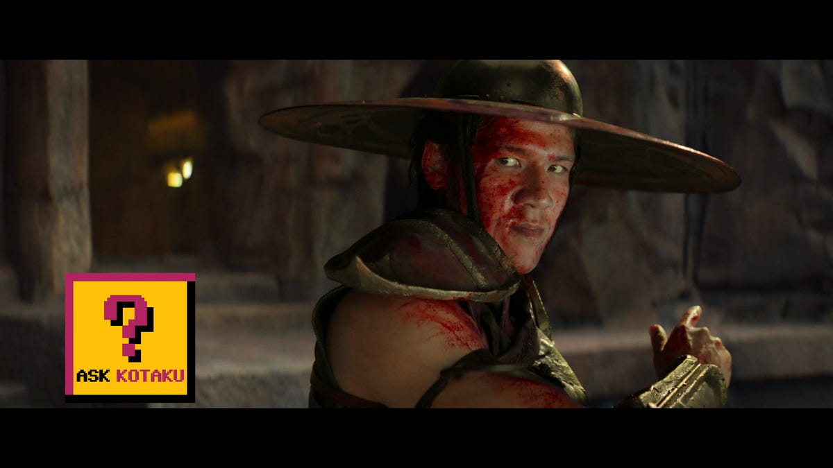 Did You Like The New Mortal Kombat Movie?