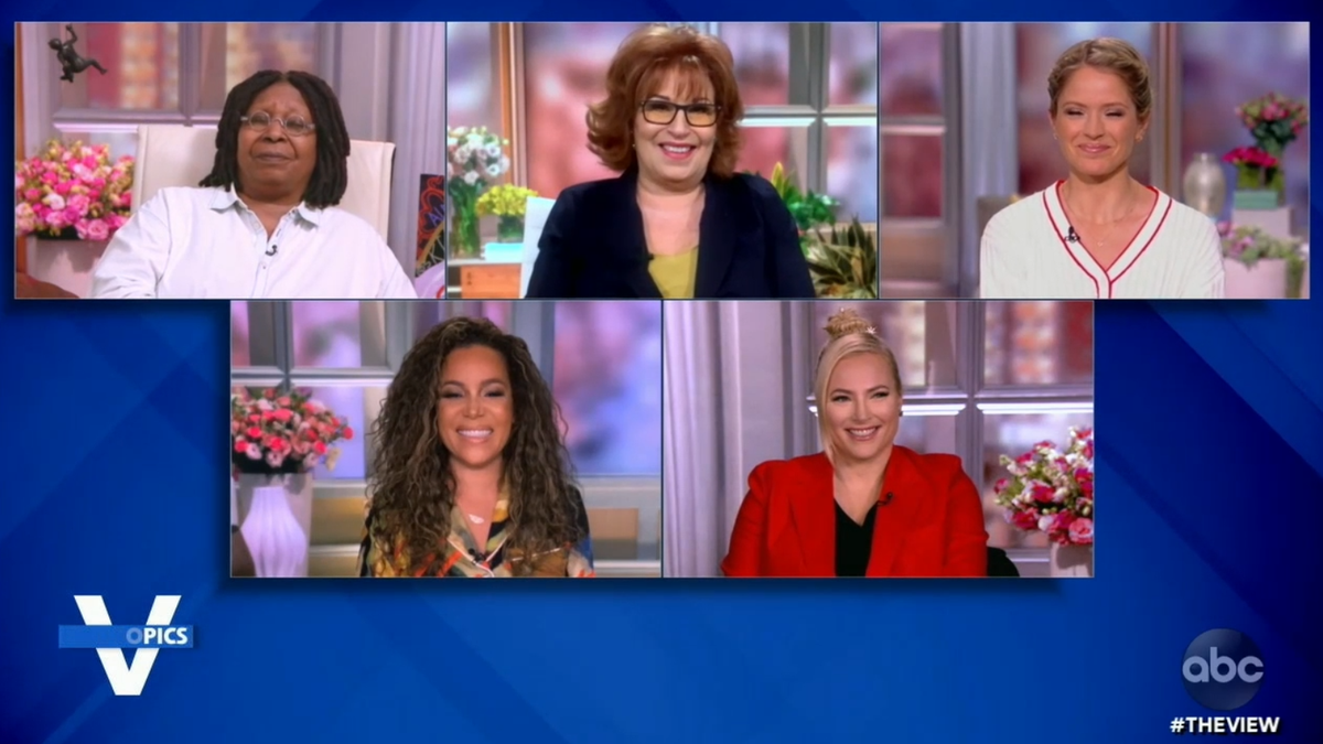 Whoopi Does Not Want to Talk About Bennifer Anymore
