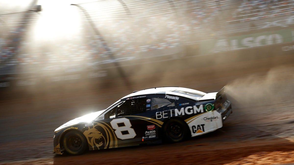 Tyler Reddick On The Potential Of NASCAR's Next-Gen Racers