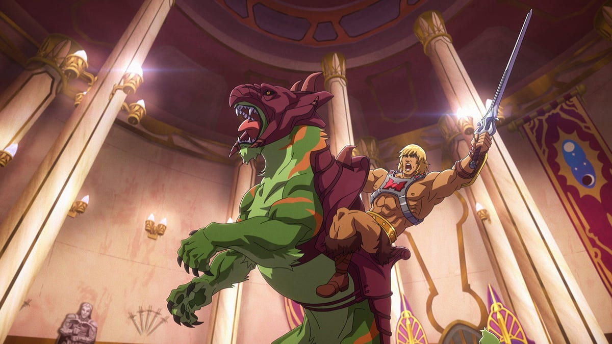 Netflix releases first look at Masters Of The Universe: Revelation