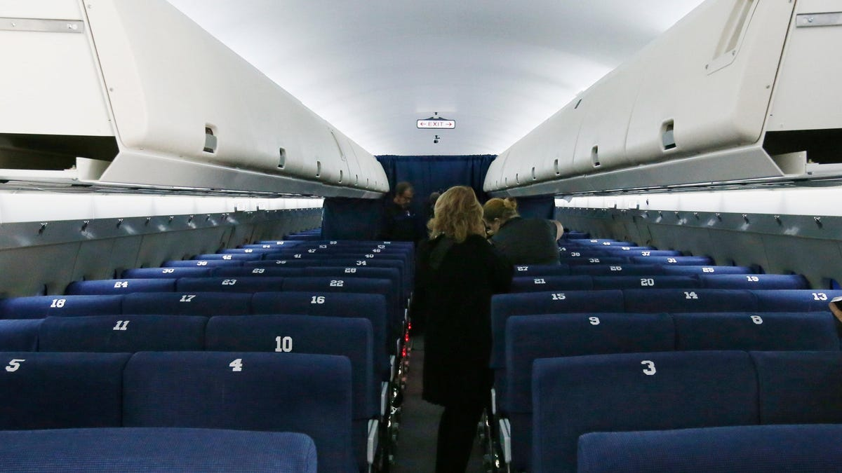 Flight Attendants Say Increased Passenger Violence and Aggression Is 'Unprecedented'