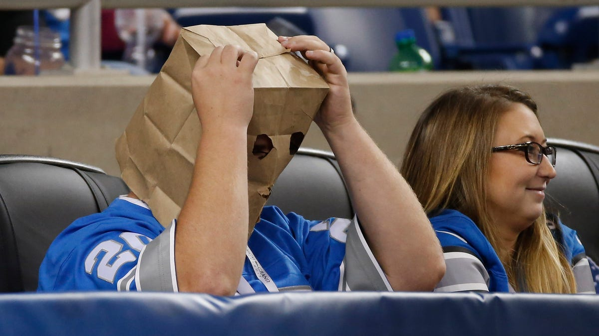 Odds are, the Lions and Texans have no hope