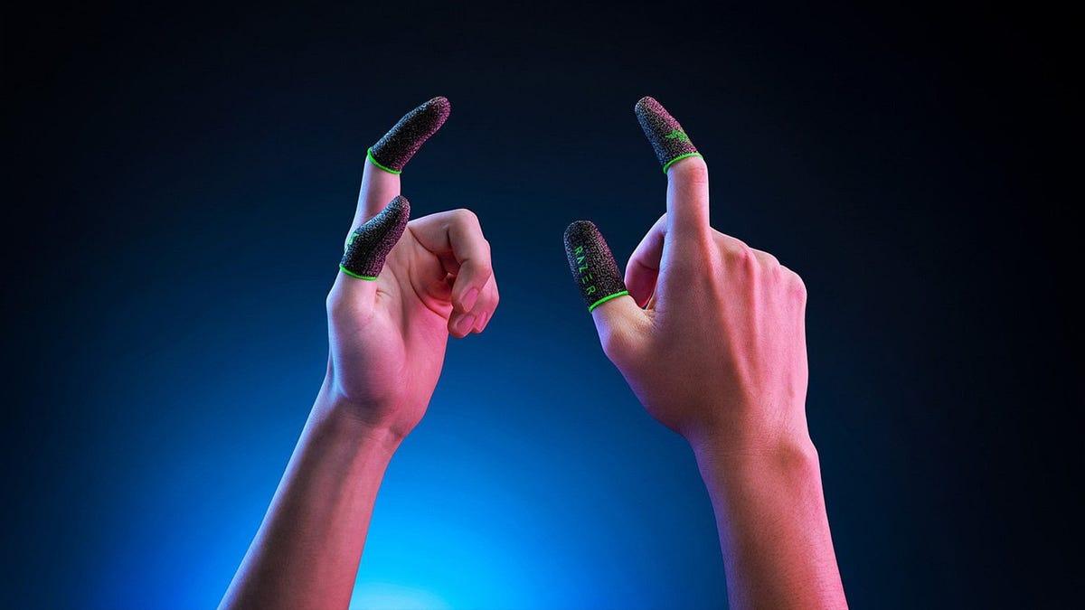 New From Razer: Gamer Thumb Condoms