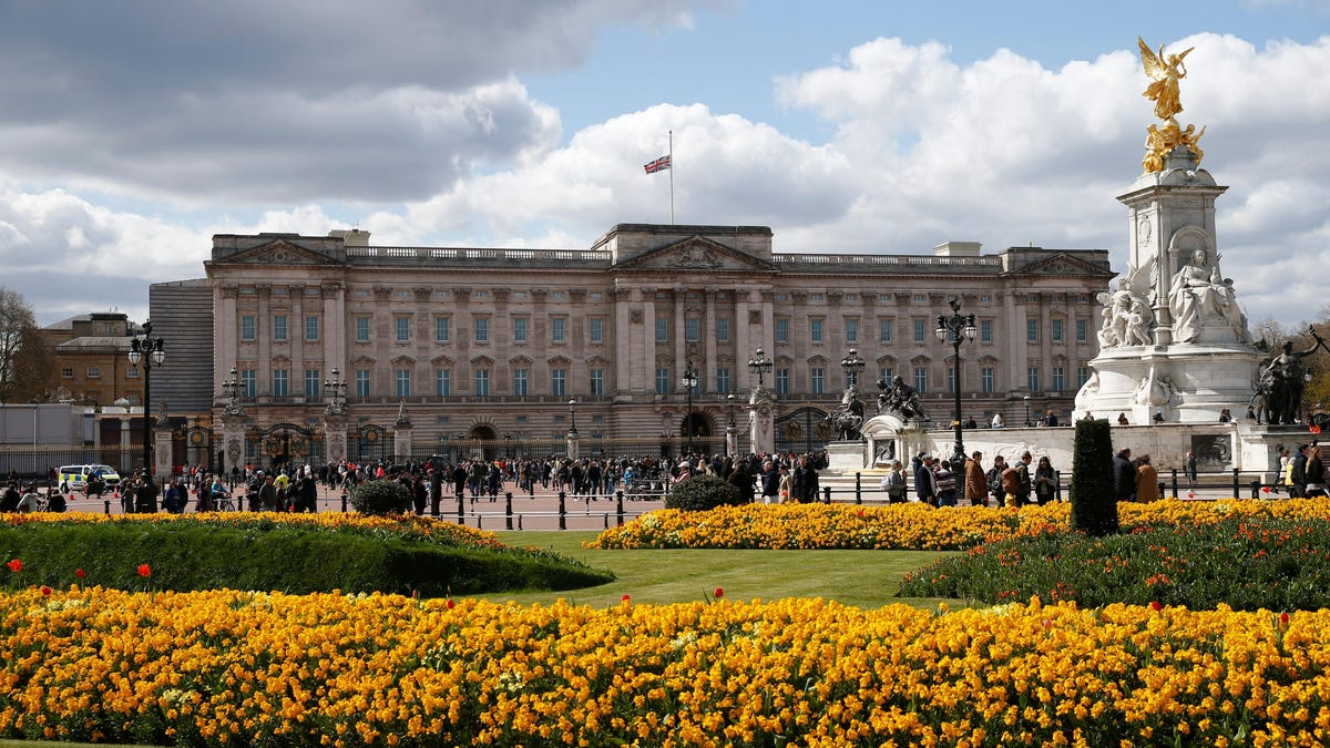 You Probably Won't Be Surprised to Hear Buckingham Palace Had Racist Hiring Policies