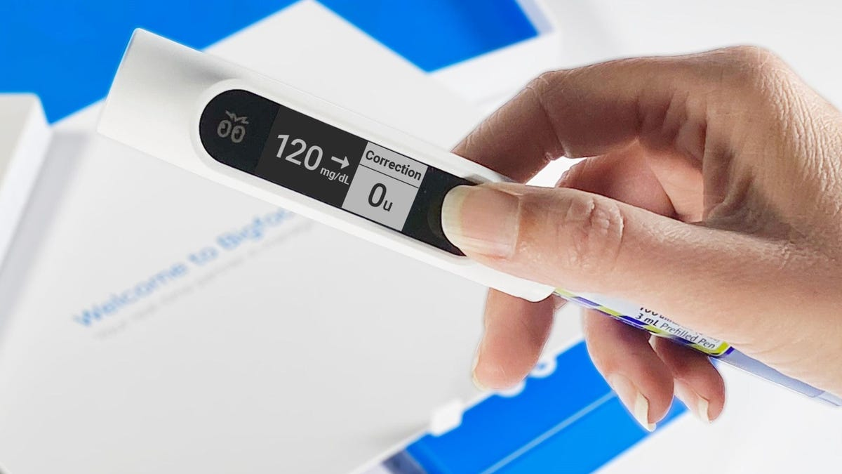 The FDA Just Approved a Smart Insulin Pen Cap That Might Make the Life of Diabetics Easier