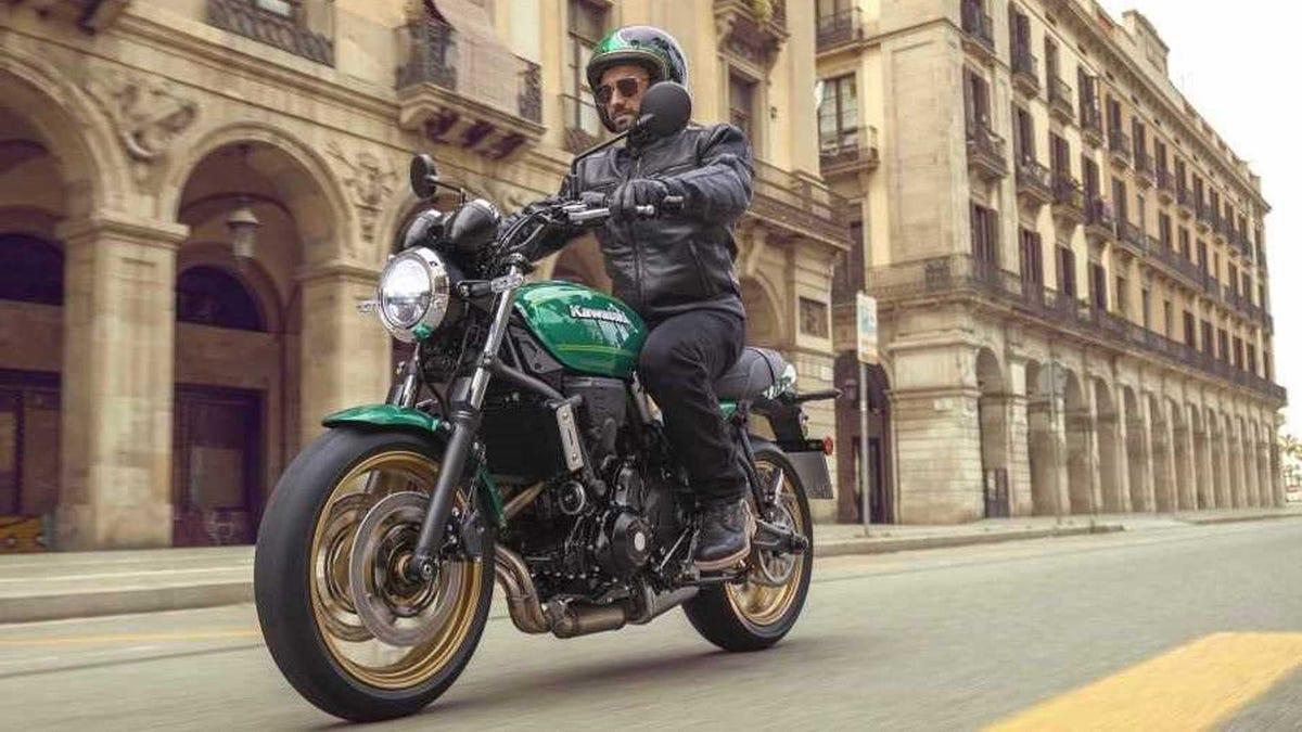 Kawasakis neue Z650RS sieht aus wie die richtige Art von Retro