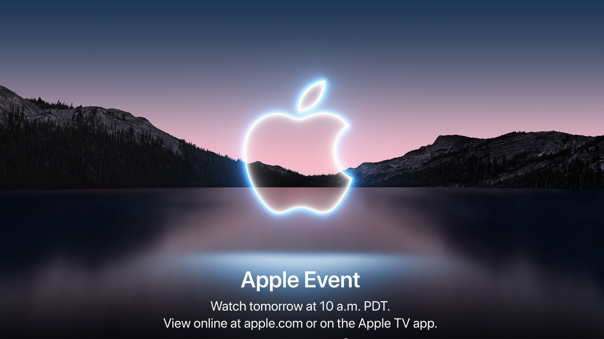 We're Liveblogging Apple's iPhone 13 Event Right Here