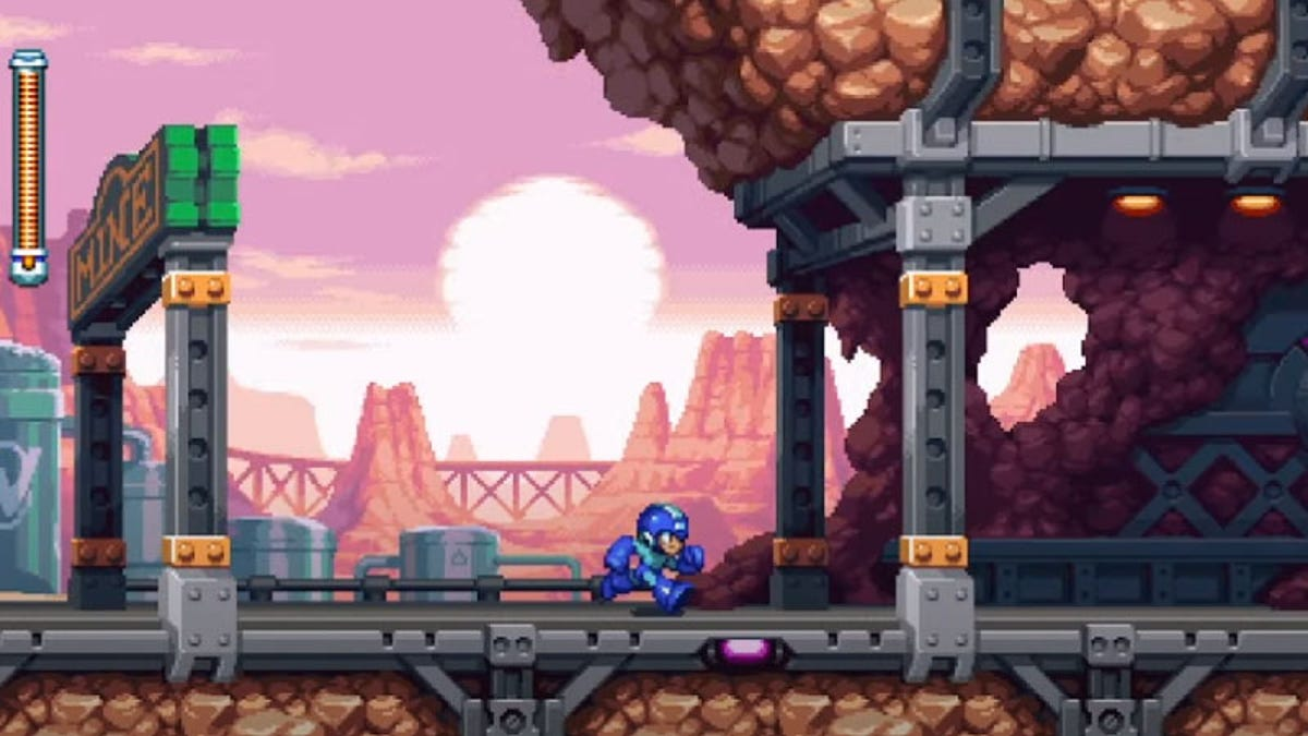 More Mega Man Games That Look Like This Please!