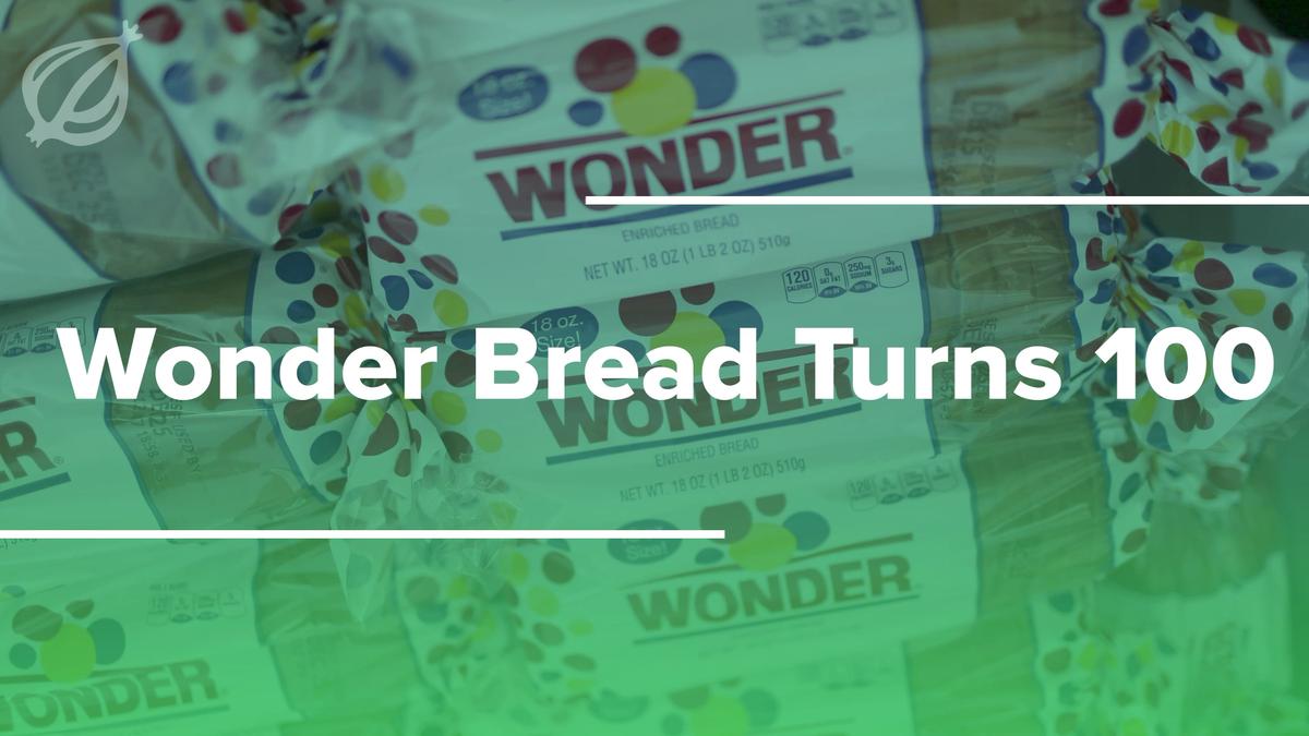 Wonder Bread Turns 100