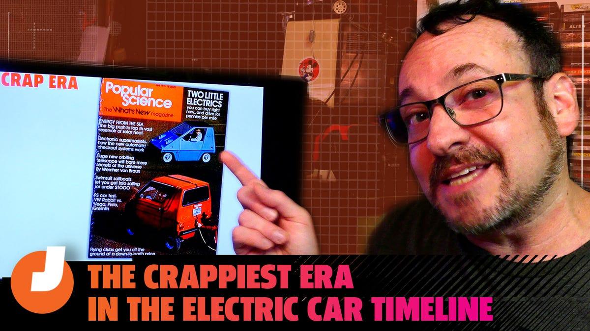 The Electric Car Timeline: The Crap Era