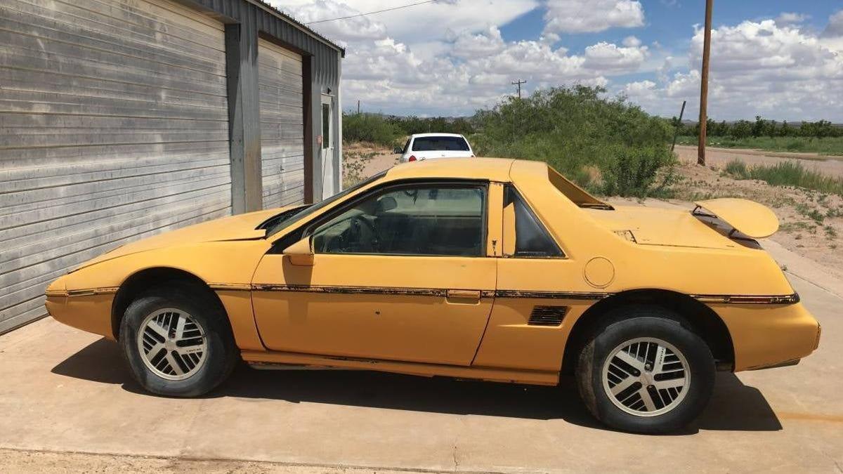 Suzki Jimny Turbo, Opel GT, Pontiac Fiero: Die tollsten Fahrzeuge, die ich online zum Verkauf gefunden habe