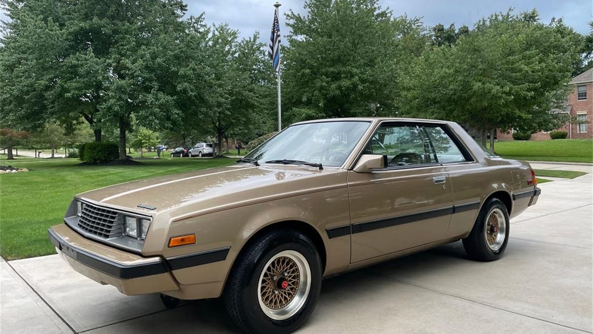 For $21,900, Is This 1983 Plymouth Sapporo A Deal?