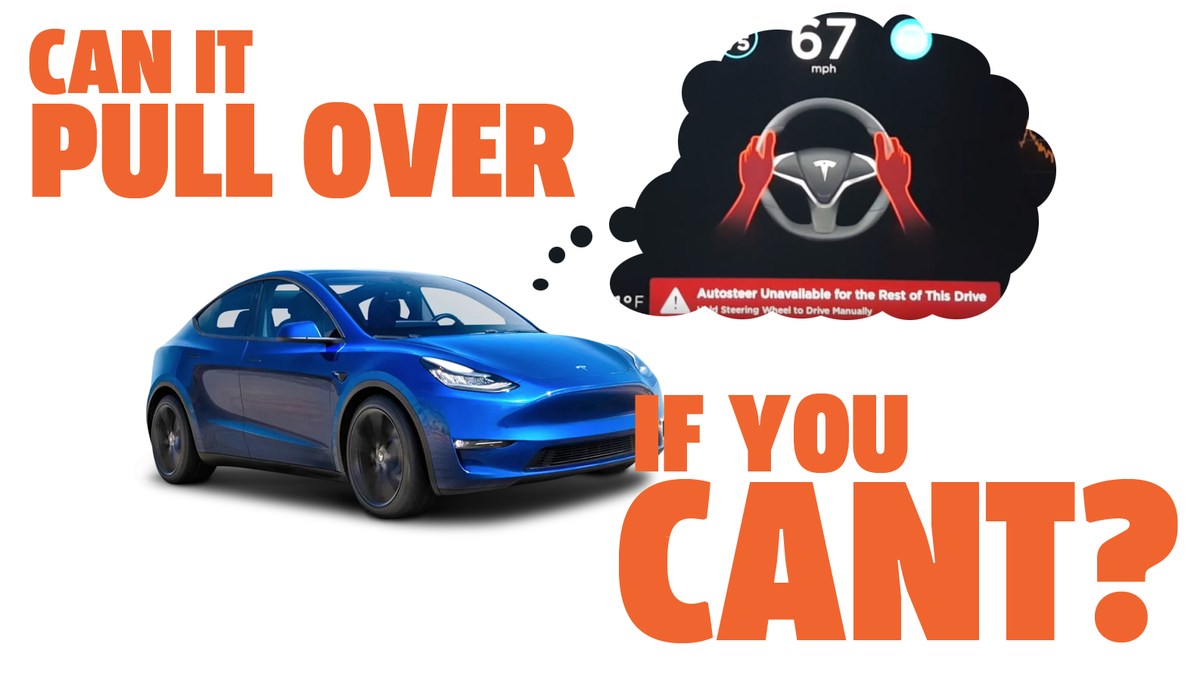 I Dispelled A Big Tesla Autopilot Myth By Running Tests On A Tesla Model Y