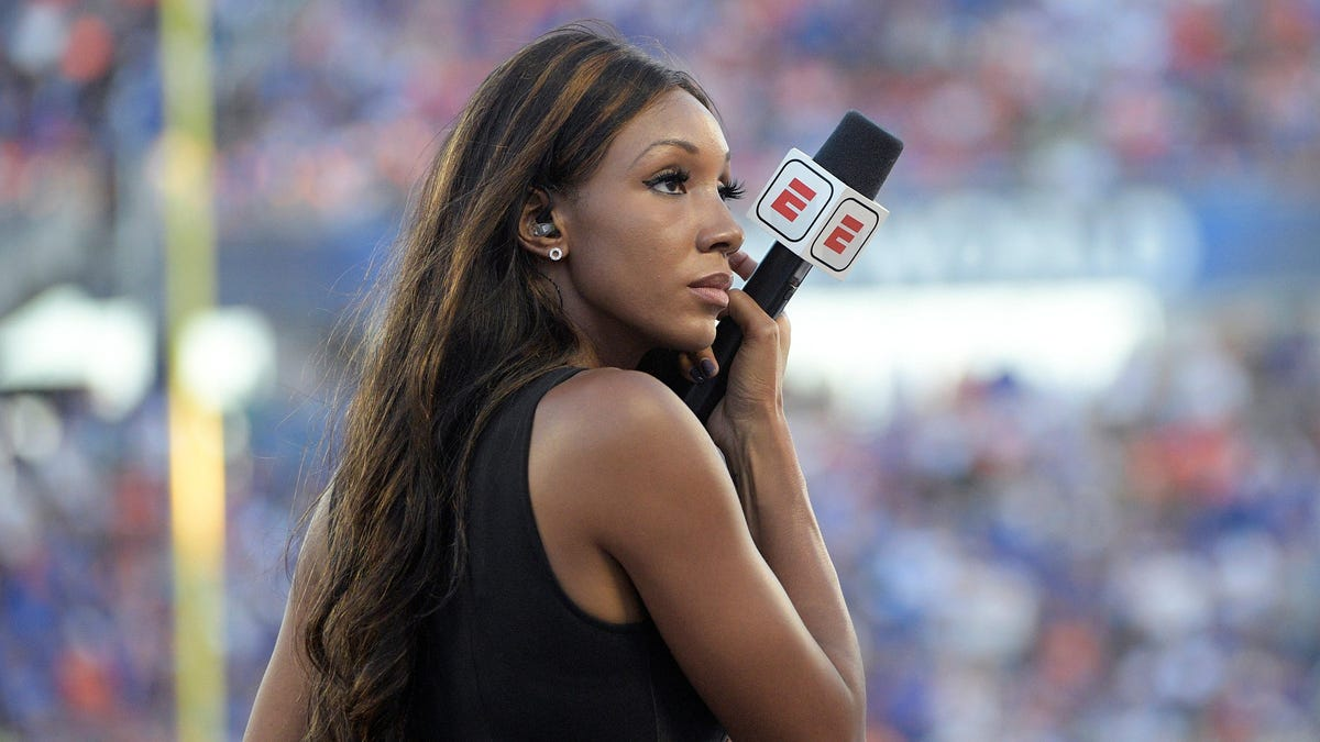 Reporter Maria Taylor Is Leaving ESPN After the Network Failed to Discipline Her Colleague for Racist Comments