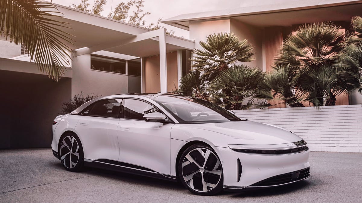 Lucid Motors Is Delivering Cars to Customers Now