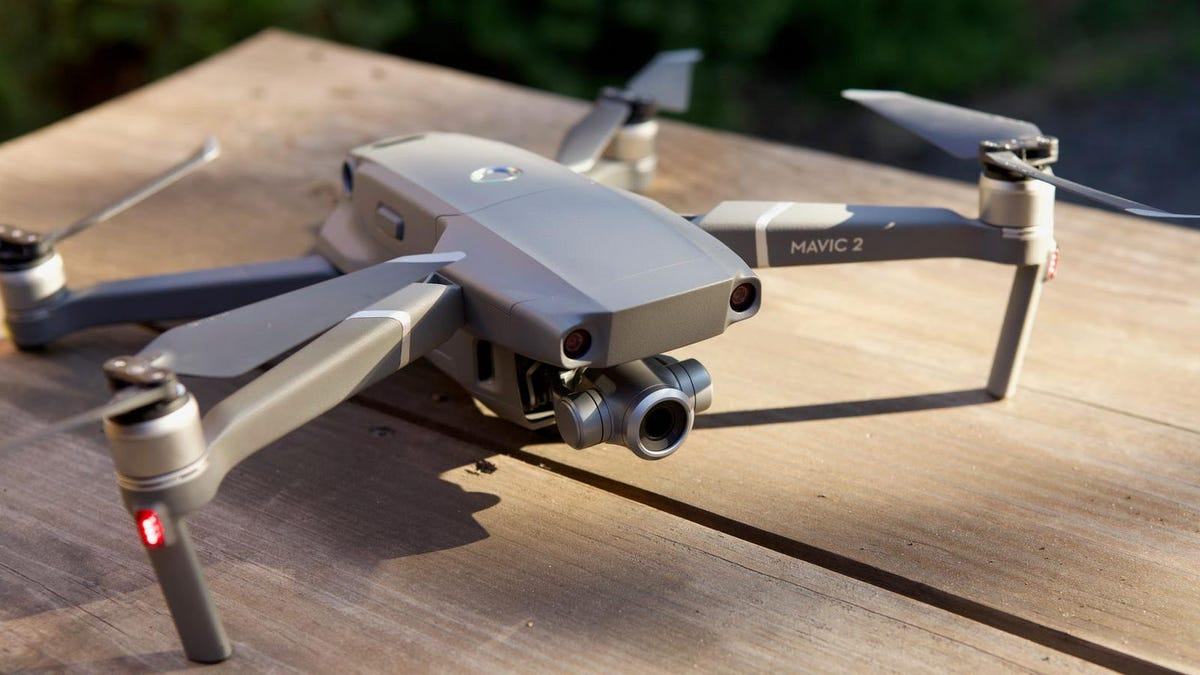 DJI Mavic 3 Leaks Boast a Larger Sensor and Way Longer Flight Time