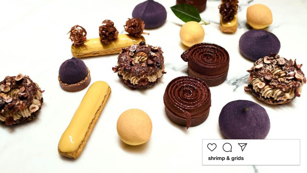 Celebrities love eating unattainable desserts