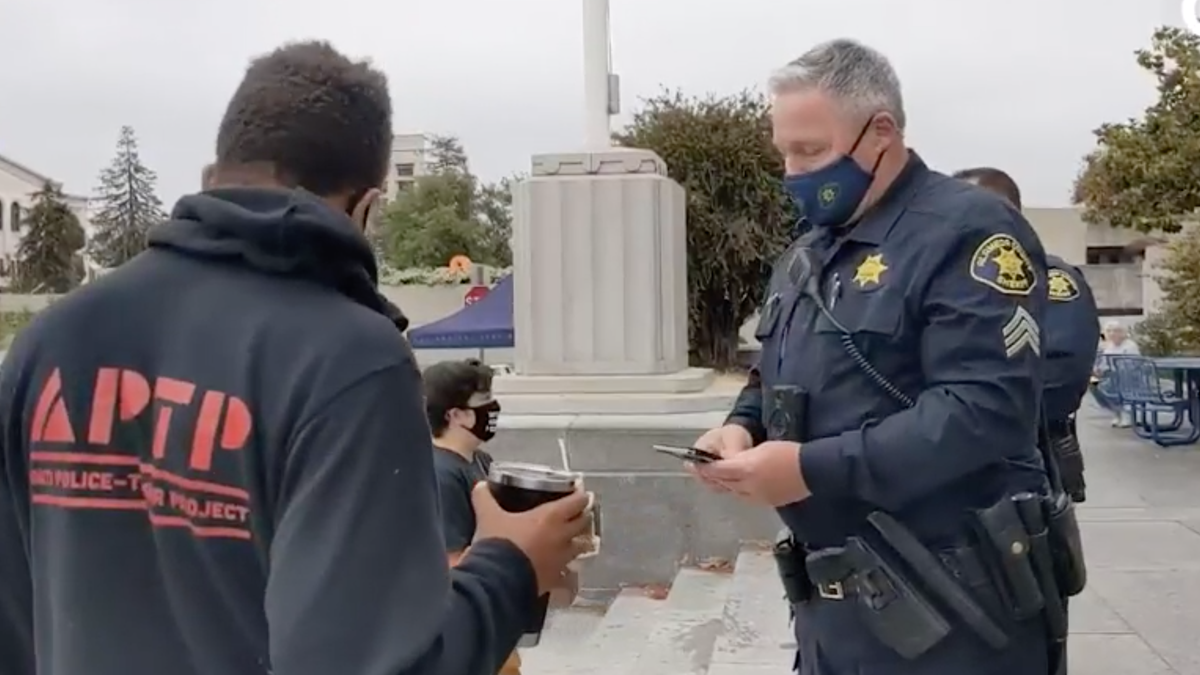 Turns Out Police Were Pretty Pissed at the Officer Who Played Taylor Swift thumbnail