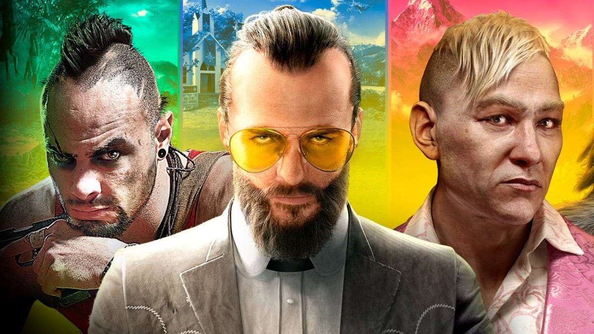 Far Cry 6 Leak Shows Playable Villains From Past Games