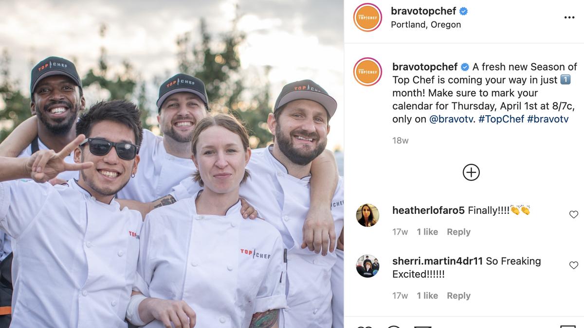 Top Chef's Feel-Good Season Collapses On Itself