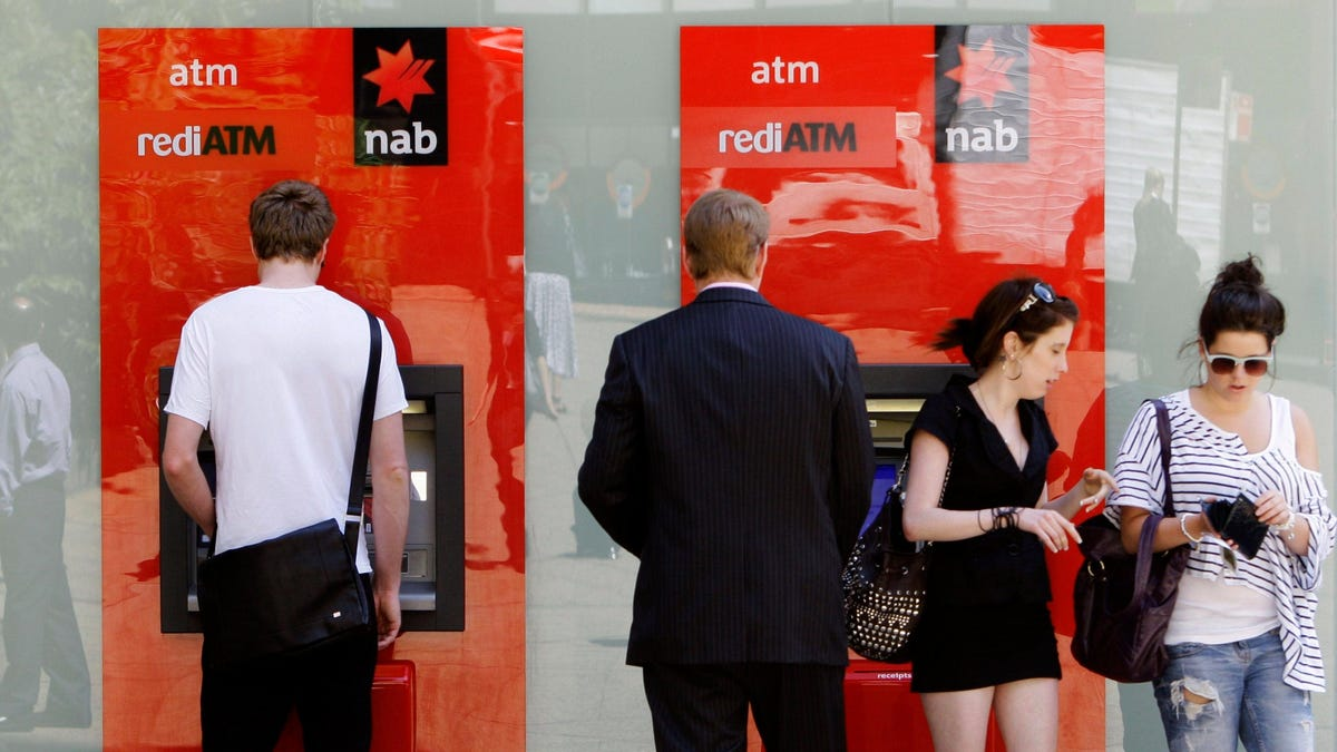 Websites of Australia's Banks, Airlines, and Post Office Are All Down