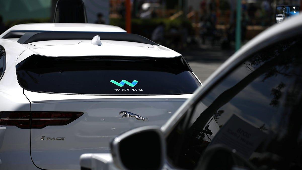 Waymo bietet Fahrten für Passagiere in San Francisco an