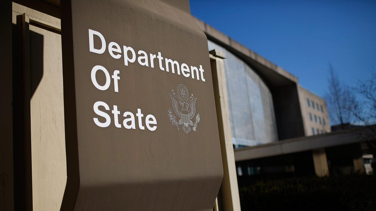 The State Department Has Reportedly Been Hacked thumbnail