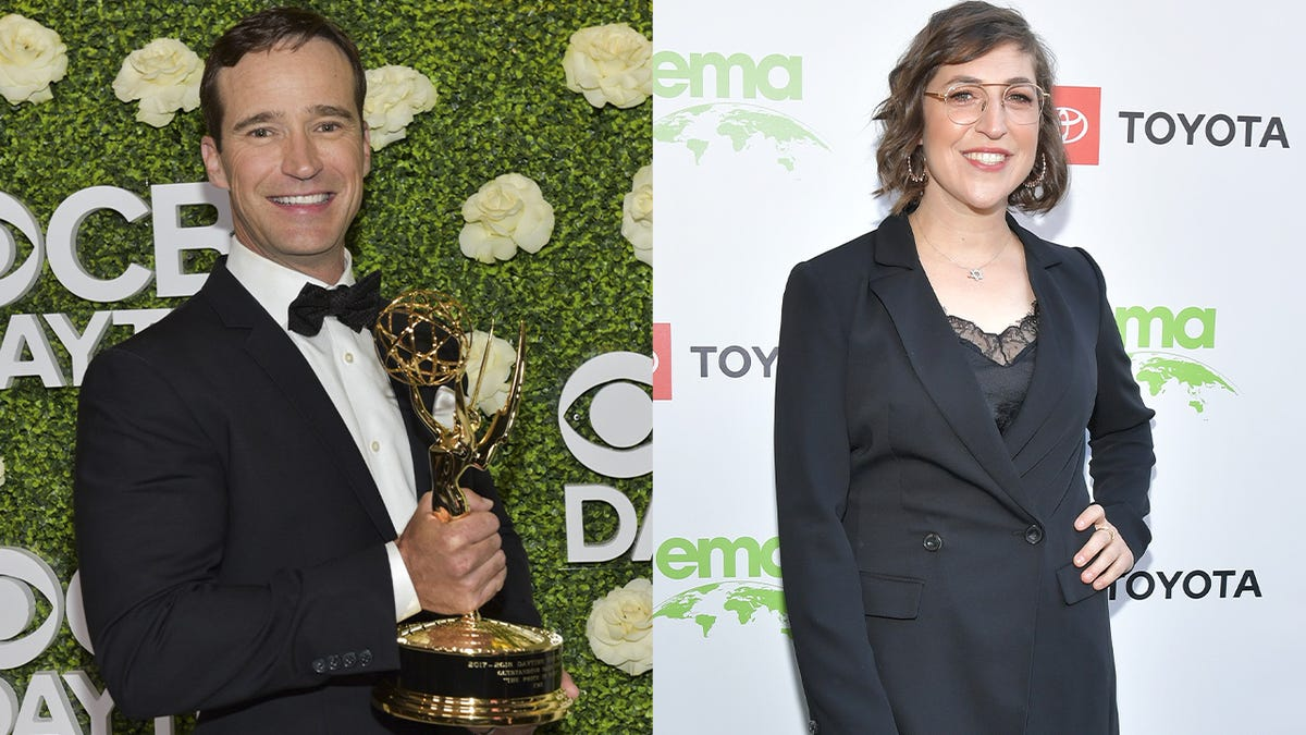 Mike Richards and Mayim Bialik are the new Jeopardy! hosts