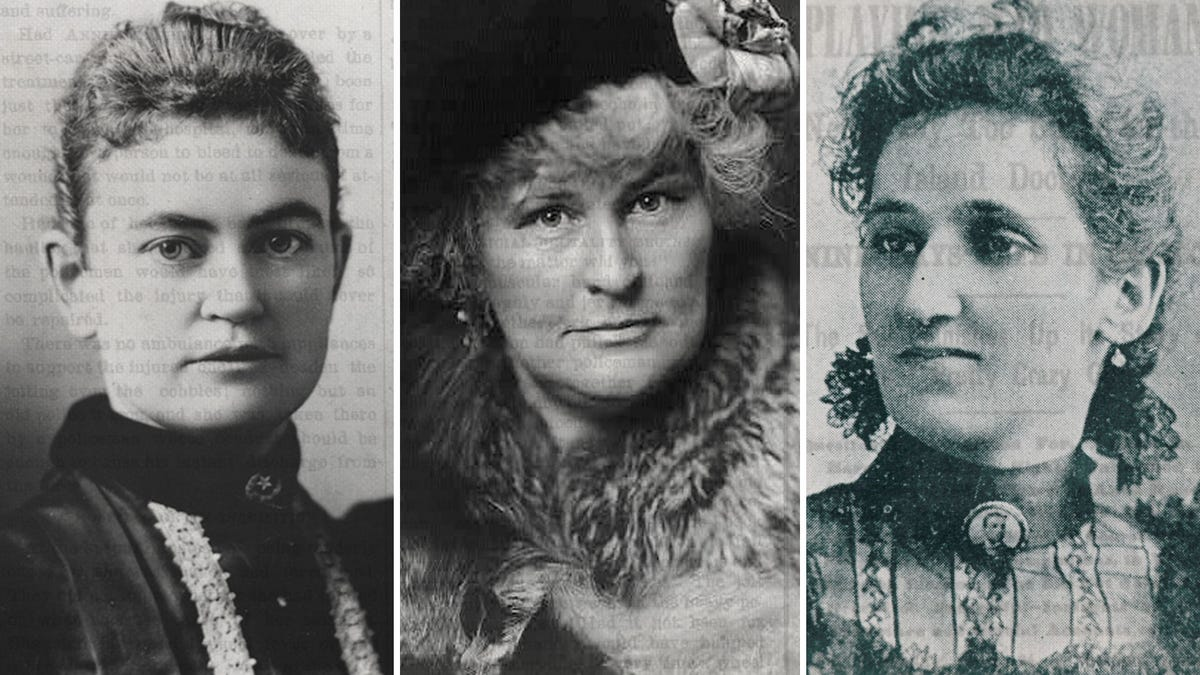 The Forgotten Women Reporters Who Changed the Face of Journalism