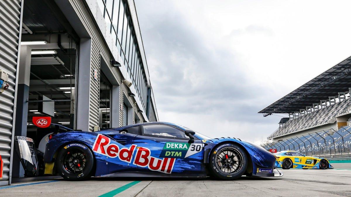 Valentino Rossi wird in der DTM wahrscheinlich auf vier Rädern fahren: Bericht