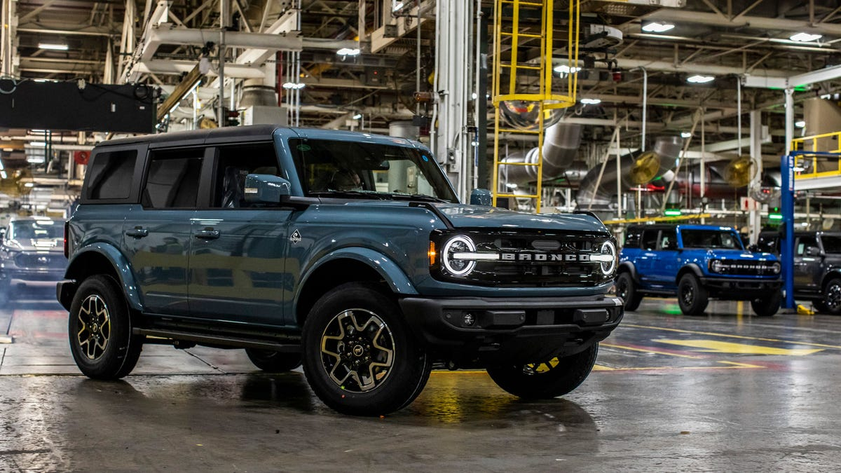 Ford will, dass die Händler aufhören, sich falsche Kunden auszudenken, um mehr Broncos zu bekommen