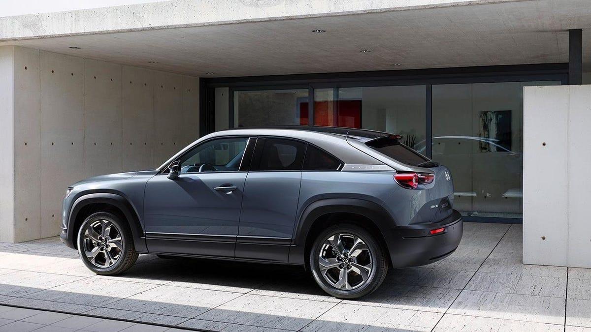 Was unternimmt Mazda?