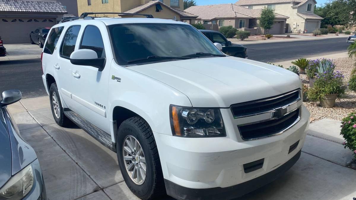 Ist dieser 2008 Chevy Tahoe Hybrid für 7.500 $ ein gutes Geschäft?